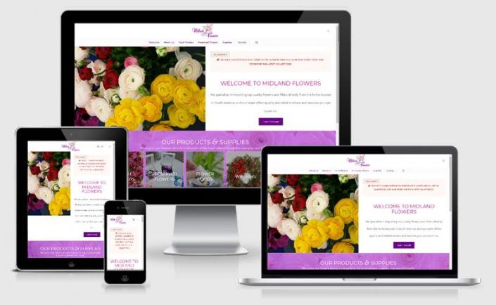 Midland Flowers Inc.